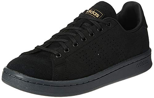 adidas Performance Advantage Sneaker Damen schwarz/Gold, 8 UK - 42 EU - 9.5 US
