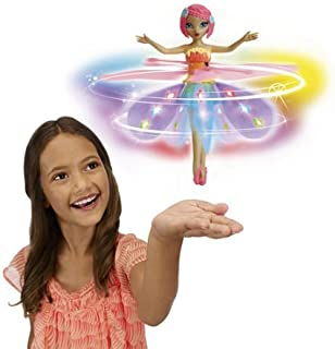 Deluxe Light Up Flutterbye Fairy Rainbow, African American