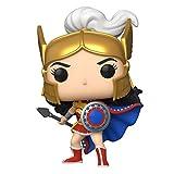 Funko Pop Heroes : Wonder Woman 80th Anniversary - Wonder Woman (Challenge of The Gods Exclusive) Fi...