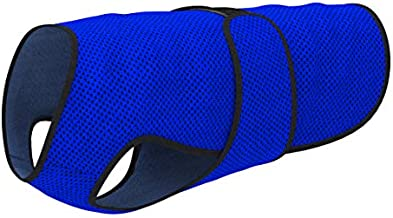 Dog Cooling Vest (XS, Dark Blue)