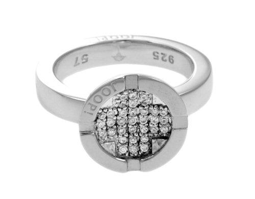 Joop Damen-Ring 925 Silber Gr. 53 JPRG90371A530