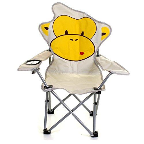 Marko Outdoor Camping Chair Kids Chidren Cartoon Animal Portable...