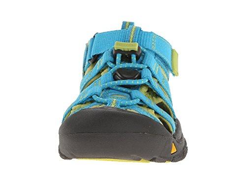 Keen Unisex-Kinder Newport H2 Trekkingschuhe, Türkis - 2