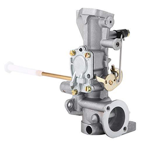 Jeffergrill Vergaser Carburetor Kit Kompatibel für Briggs & Stratton 498298 130202 112202 112232 134202 137202 5Hp Kraftstoff Motor Ersatz Hecke