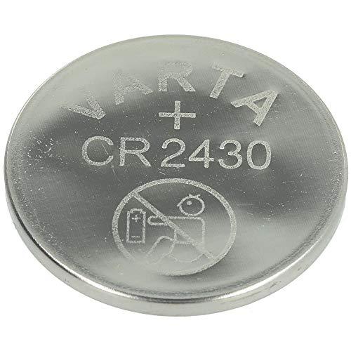 Varta CR2430 - Pack de 1 pila (Litio, 3V, 300 mAh)