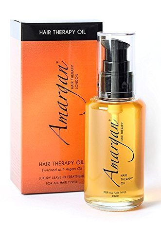 Amargan Hair Therapy Oil 100 ml by Amargan