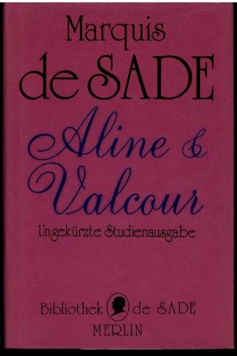 Aline und Valcour oder Der Philosophische Roman