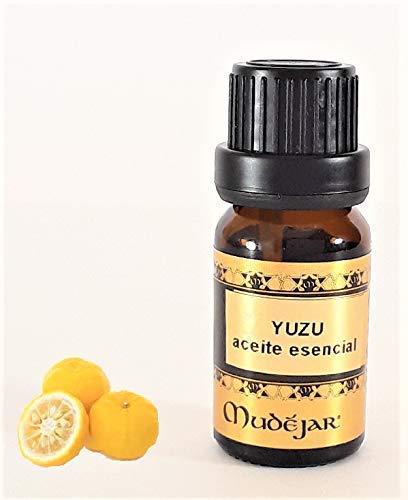 Yuzu aceite esencial puro natural 100% 10ml