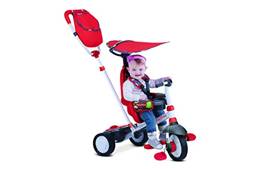 Fisher Price - Fp3200533 - Tricycle - Charisma - 4 en 1 - Rouge