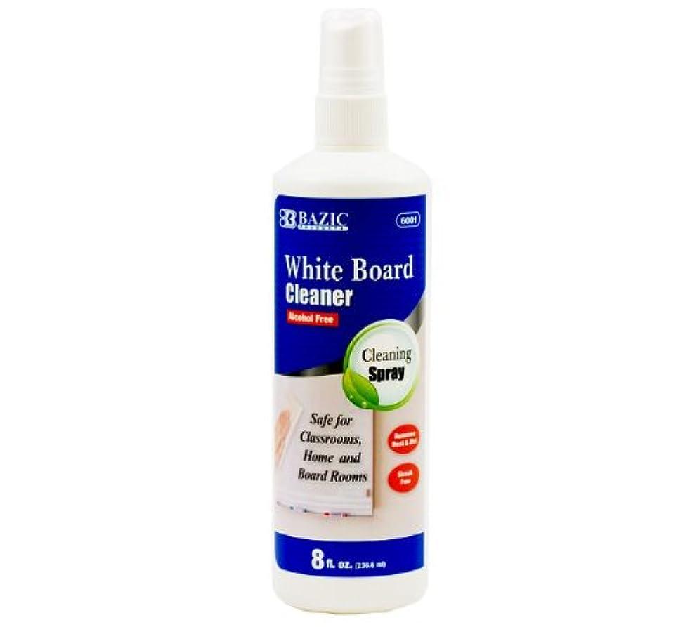 BAZIC 8 Oz. White Board Cleaner (6001-48)