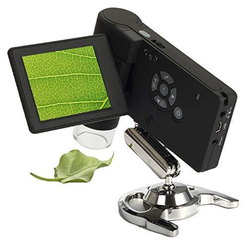 Productos electrónicos LGmin 500x 5 Mega Pixels Microscopio Digital de 3 Pulgadas...
