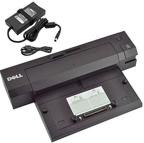 Perfect Case Dell E-Port Plus Docking für Latitude E | Precision M | Serie E4200 E4300 E5400 E5500 E6220 E6230 E6320 E6330 E6400 E6500 E7240 E7440 M4500 M6600 M6700 | MIT NETZTEIL | (Generalüberholt)