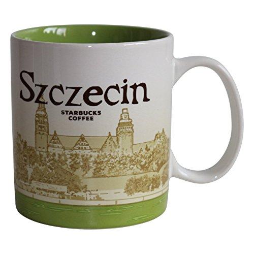 Starbucks City Mug Szczecin Poland Tasse Stettin Polen