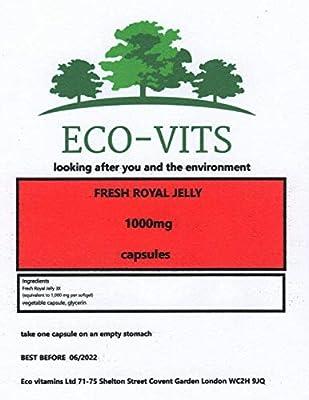 Fresh Royal Jelly (1000MG) 60 CAPS