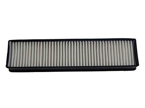 vhbw Filtre d'aspirateur compatible avec LG HOM-BOT VR63485LV, VR6400PB, VR64701LVMP.APBQEEU, VR7423BG aspirateur - Filtre HEPA contre les allergies