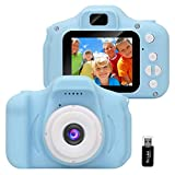 Best Digital Camera For Kids - GlobalCrown Kids Camera,Mini Rechargeable Child Digital Camera Shockproof Review