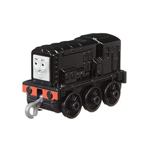 Thomas & Friends Thomas Il Trenino Locomotiva Diesel, Veicolo Spingibile, Giocattolo per Bambini 3+ Anni, FXX06