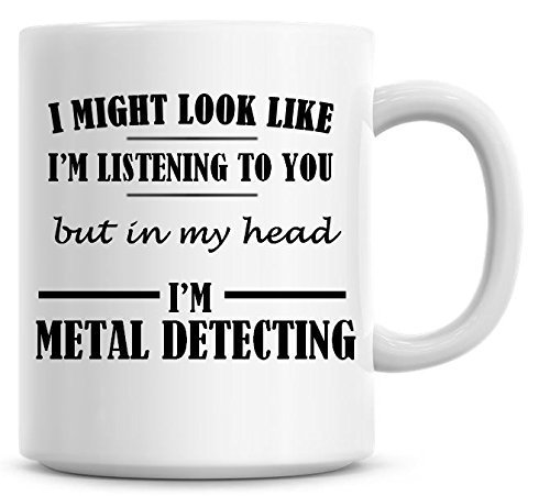 I Might Look Like I'm Listening to You But in My Head I'm Metal...