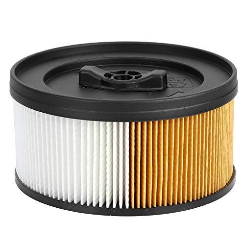 Filtro de vacío, accesorio de repuesto de filtro de aspiradora para KARCHER WD4.000 ‑ WD4.999 WD5.000 ‑ WD5.999