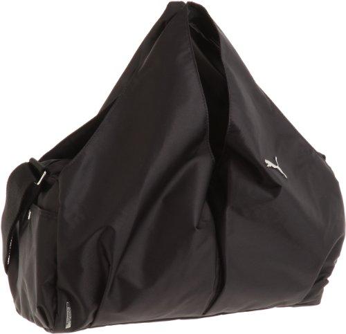PUMA Trainingstasche Fitness Lux Shoulder Bag, Black, UA