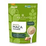 Navitas Organics Maca Powder, 32oz. Bag, 181 Servings - Organic, Non-Gmo, Low Temp-Dried, Gluten-Free