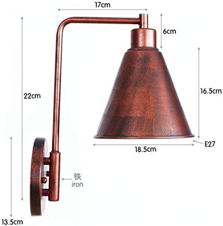 Mao&Long Rustikal Lodge Wandleuchten & Wandlampen Wandleuchte aus Metall 85-240V 40W   E27, C