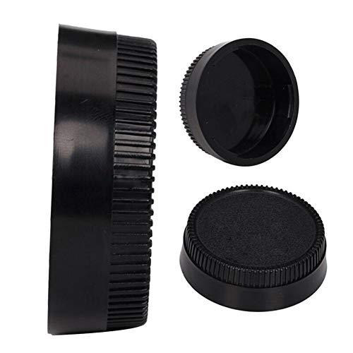 Zwart Lens Keister Cap for Nikon Nikkor SLR DSLR Lens AF AF-S AI F Mount-CAP Fotografie & grafische vormgeving