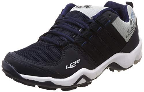 Lancer Men's Cuba Navy Grey Running Shoes-7 UK/India (41 EU) (CUBA-14)