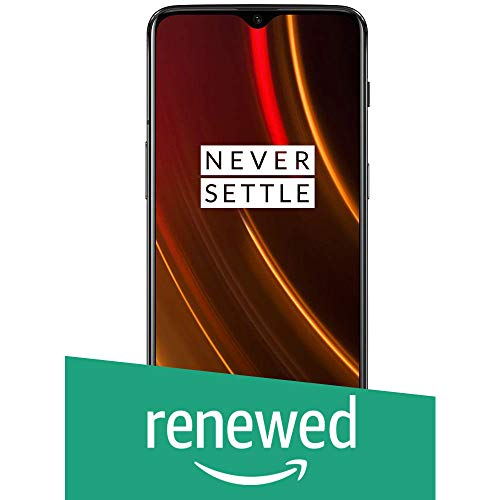 OnePlus 6T McLaren Edition A6010 (Speed Orange, 10GB RAM | 256GB Storage) - Factory Unlocked - GSM ONLY, NO CDMA - No Warranty in the USA (Renewed)