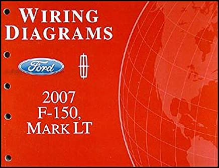 2007 Ford F-150, Lincoln Mark LT Wiring Diagrams: Ford Motor ... F Wiring Diagrams on