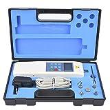 Medidor de fuerza digital, SH-300 300N Pantalla digital Medidor de empuje y extracción Dinamómetro Presión Empuje Medición de tensión Probador de instrumentos(UE)