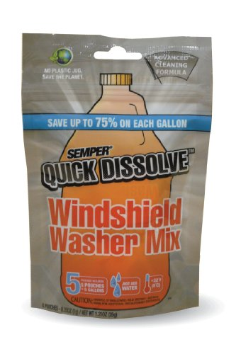 CAF Outdoor Cleaning SEMPER Quick Dissolve Windshield...
