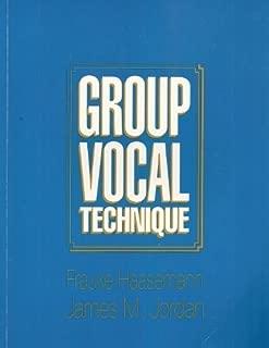 Group Vocal Technique