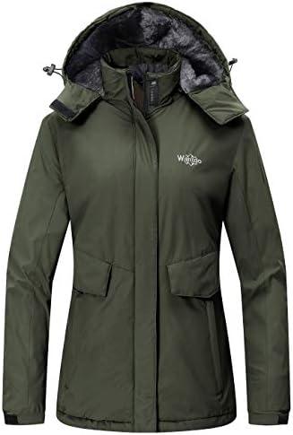 Top 10 Best waterproof winter jacket women Reviews
