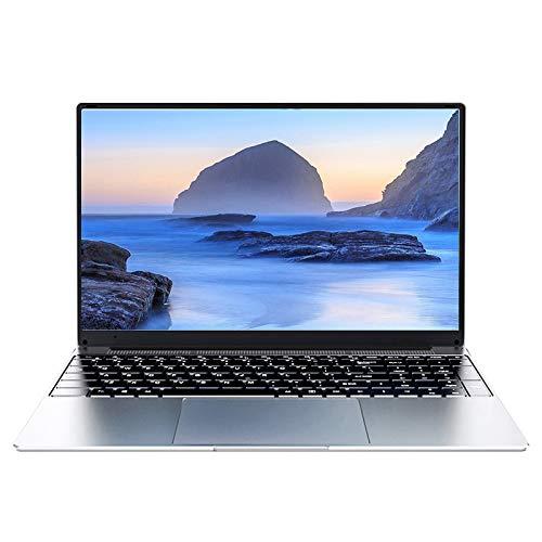 Laptop 15,6 Zoll Notebook PC, 6 GB RAM, 128 GB SSD, Windows 10 Pro-Betriebssystem, Lange Akkulaufzeit, Intel J3455 Quad Core CPU, Full HD 1920 x 1080, Leichtgewicht, Z2