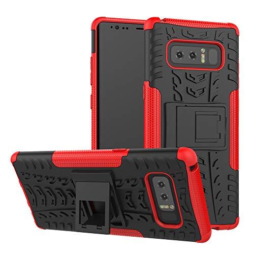 puissant Coque Hong Man pour Samsung Galaxy Note 8, coque de protection robuste à deux couches…