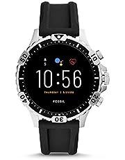 Fossil Hommes GEN 5 Smartwatch connectée avec écran tactile, Haut parleur, Rythme cardiaque, GPS, NFC et notifications Smartphones