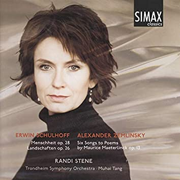 Songs (Zemlinsky/Schulhoff)