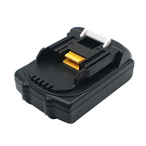 Mak 18V Batería 2AH Reemplazo Compatible con Mak:194205-3 194309-1 BL1815 BL1830 LXT400