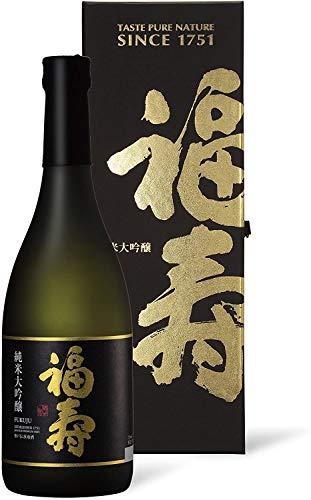福寿 黒ラベル [純米大吟醸酒]