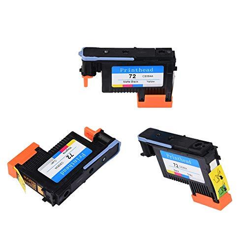 Hoge kwaliteit printkop voor HP Designjet T610 T770 T795 T790 T1100PS T1120 T1200 T1300 T2300 T1100MFP / T1120PS / T1120HD / SD-serie (mat zwart / geel + zwart / grijs + magenta / cyaan)