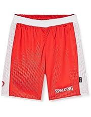 Spalding Essential - Pantalones Cortos de Baloncesto para Hombre