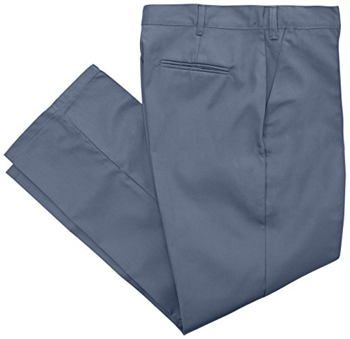 Alexandra STC-NM30PO-36A Essentiële Heren Werkkleding Broek, Plain, Extra Lang, 65% Polyester/35% Katoen, Maat: 36, Postman Blauw