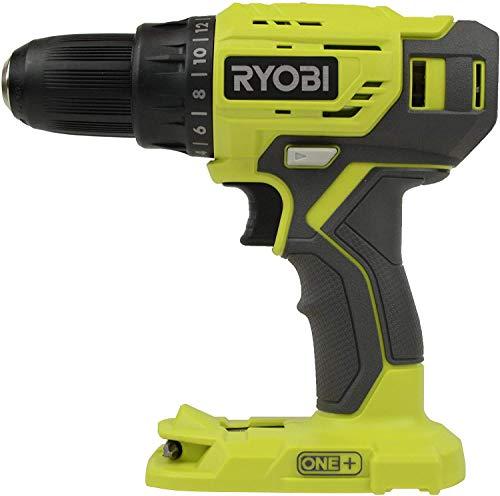 RYOBI 18-Volt Cordless 1/2 in. Drill/Driver - (Bare Tool, P215) (Renewed)