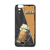 すまほケース ハードケース AQUOS PHONE ZETA SH-01F 用 BEER ビール・ブラック ビンテージ アメリカン レトロ USA SHARP シャープ アクオスフォン ゼータ docomo スマホカバー けいたいケース 携帯カバー beer_00x_h191@01
