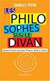 Les Philosophes sur le divan - Flammarion - 03/10/2008