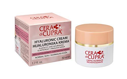 CERA DI CUPRA Crema Nutriente Rielasticizzante Con Acido Ialuronico - 50 Ml - 50 ml
