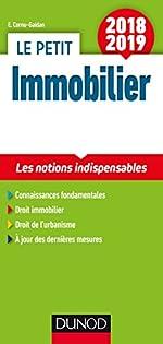 Le petit Immobilier 2018/2019 - 5e éd. - Les notions indispensables d'Evelyne Cornu-Gaidan