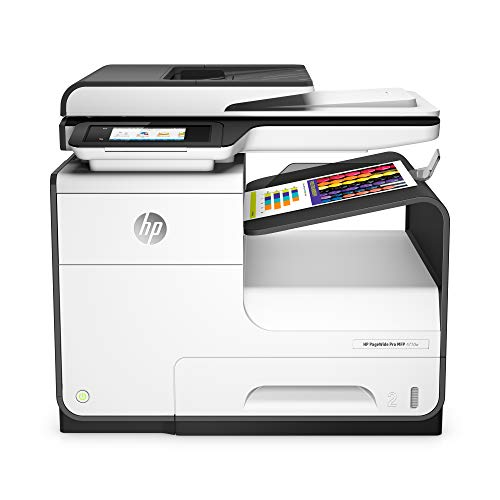 Hp Pagewide Pro 477Dw Color Multifunction Business Printer With Wireless & Duplex Printing (D3Q20A)