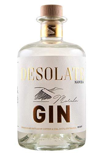 Desolate Marula Gin, Original Dry Gin aus Namibia (1 x 0,5 l)